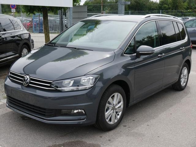 Volkswagen Touran - 2.0 TDI DPF DSG HIGHLINE   ACC AHK NAVI 7-SITZER PARKTRONIC SITZHEIZUNG Vorlauffahrzeug kurzfristig verfügbar