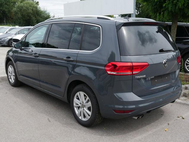 Volkswagen Touran - 2.0 TDI DPF DSG HIGHLINE * ACC AHK NAVI 7-SITZER PARKTRONIC SITZHEIZUNG