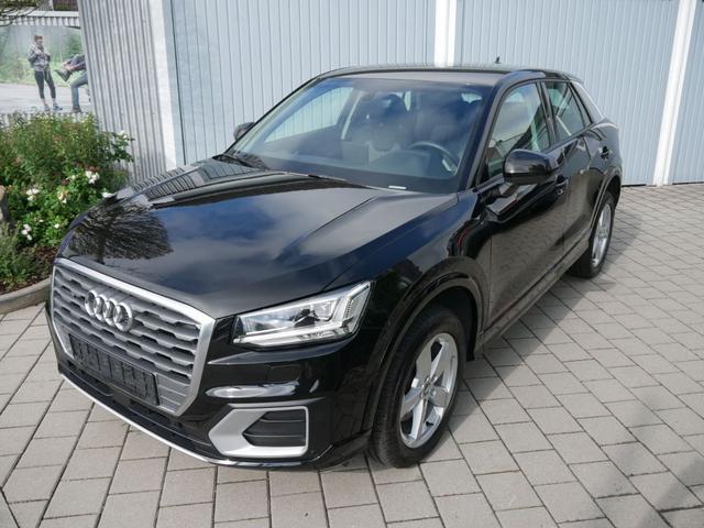 Gebrauchtfahrzeug Audi Q2 - 2.0 TDI DPF S TRONIC QUATTRO   SPORT LED NAVI MMI PARKTRONIC SITZHEIZUNG TEMPOMAT