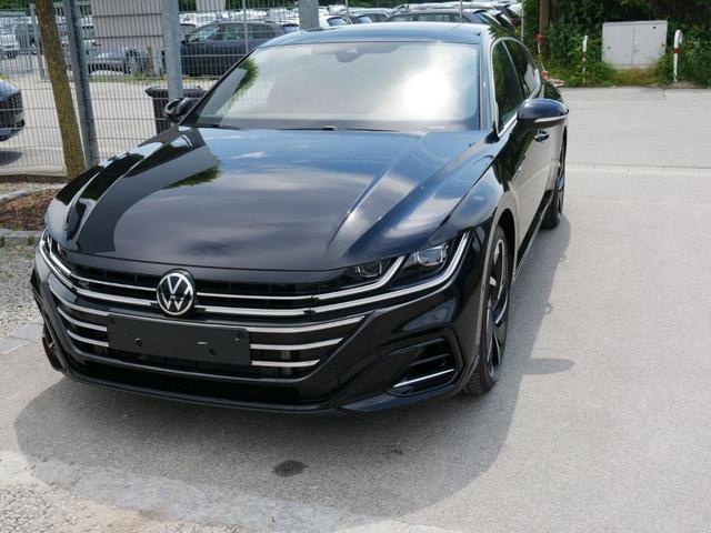 Volkswagen Arteon Shooting Brake - SB 2.0 TDI DPF DSG 4M R-LINE * DCC AHK LEDER 20 ZOLL HEAD-UP-DISPLAY BUSINESSPREMIUM-ASSISTENZ-& DESIGN-PAKET PANORAMA