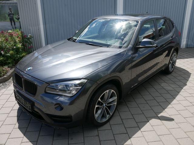 Gebrauchtfahrzeug BMW X1 - xDrive 25d DPF SPORT LINE   AHK ADVANTAGE PAKET PLUS XENON PDC SHZG 18 ZOLL