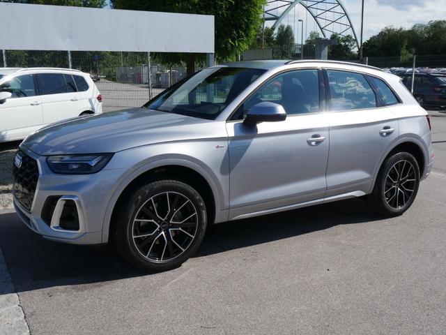 Audi Q5 - 40 TDI DPF S TRONIC QUATTRO S-LINE * ASSISTENZPAKET TOUR NAVI LED 20 ZOLL KAMERA