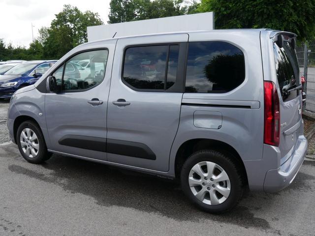 Opel Combo Life - 1.5 D ELEGANCE * KR PARKTRONIC RÜCKFAHRKAMERA LENKRADHEIZUNG 16 ZOLL
