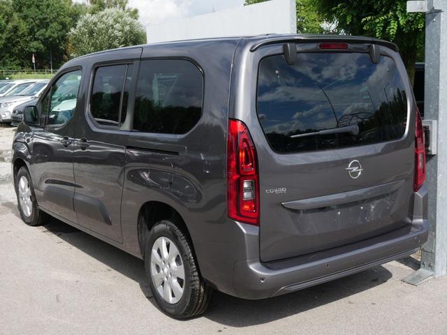 Opel Combo Life - 1.5 D ELEGANCE * LR PARKTRONIC RÜCKFAHRKAMERA TEMPOMAT LENKRADHEIZUNG