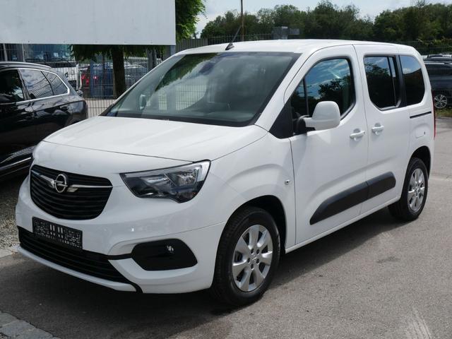 Lagerfahrzeug Opel Combo Life - 1.5 D ELEGANCE   KR PARKTRONIC KAMERA LENKRADHEIZUNG 16 ZOLL TEMPOMAT