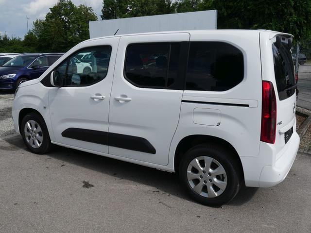 Opel Combo Life - 1.5 D ELEGANCE * KR PARKTRONIC KAMERA LENKRADHEIZUNG 16 ZOLL TEMPOMAT