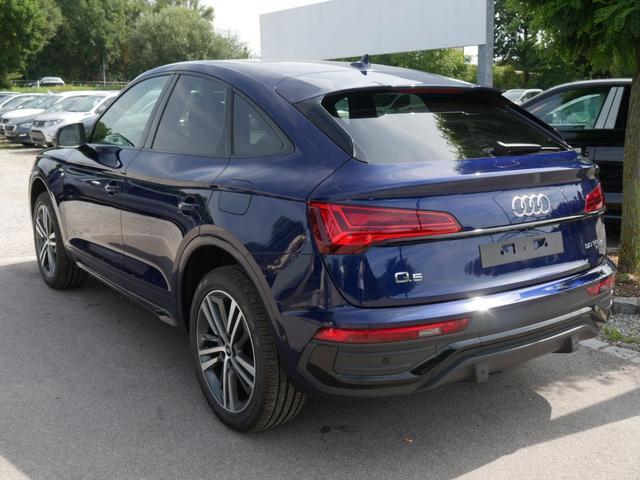 Audi Q5 - SPORTBACK 50 TFSI e S TRONIC QUATTRO S-LINE * LEDER ASSISTENZPAKET TOUR-& STADT PANORAMA MATRIX-LED 20 ZOLL