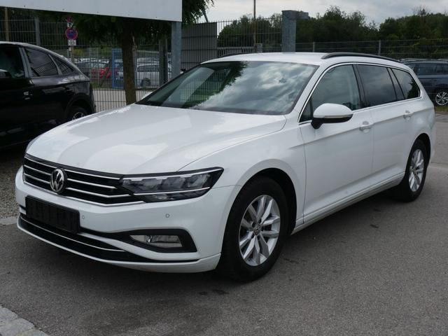 Volkswagen Passat Variant - 2.0 TDI DPF DSG BUSINESS * ACC AHK LED NAVI PDC KLIMAAUTOMATIK