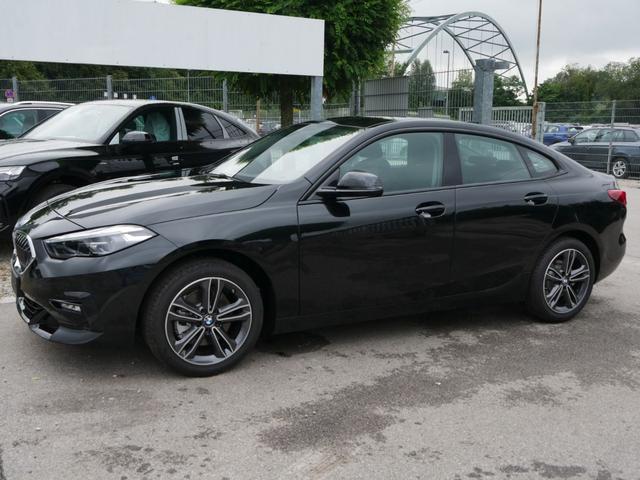 BMW 2er Active Tourer - 218i Gran Coupe STEPTRONIC SPORT LINE * LEDER DAKOTA LED NAVI PARKING ASSISTANT