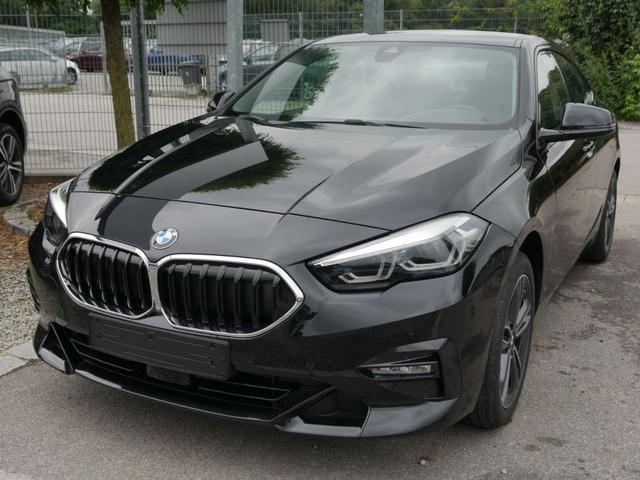 Gebrauchtfahrzeug BMW 2er Active Tourer - 218i Gran Coupe STEPTRONIC SPORT LINE   LEDER DAKOTA LED NAVI PARKING ASSISTANT