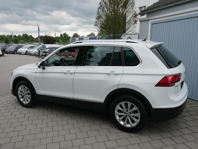 Volkswagen Tiguan - 1.5 TSI ACT HIGHLINE * MARATON EDITION ACC LED NAVI PARK ASSIST EASY OPEN-PAKET
