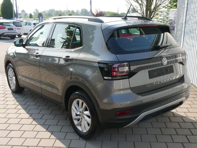 Volkswagen T-Cross - 1.0 TSI LIFE * WINTERPAKET PARKTRONIC SITZHEIZUNG KLIMA START & STOPP