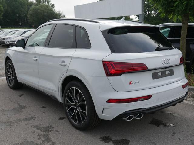 Audi SQ5 - TDI DPF TIPTRONIC QUATTRO * LEDER LUFTFEDERUNG STANDHEIZUNG ASSISTENZPAKET STADT- & TOUR PANORAMA 20 ZOLL