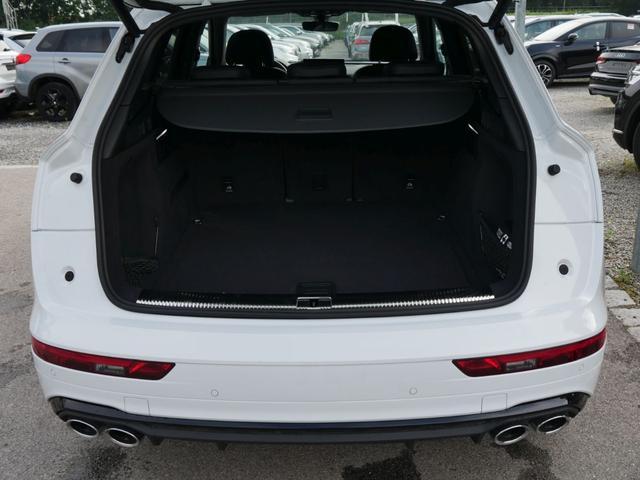 Audi SQ5 TDI DPF TIPTRONIC QUATTRO * LEDER LUFTFEDERUNG STANDHEIZUNG ASSISTENZPAKET STADT- & TOUR PANORAMA 20 ZOLL