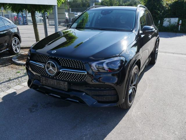Mercedes-Benz GLE SUV - 400 d 9G-TRONIC 4MATIC AMG LINE * 22 ZOLL FAHRASSISTENZPAKET PARK-& OFFROAD-TECHNIKPAKET PANORAMA