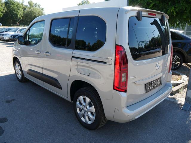 Opel Combo Life - 1.5 D DPF ELEGANCE * KR 7-SITZER PARKPILOT KAMERA LENKRADHEIZUNG 16 ZOLL