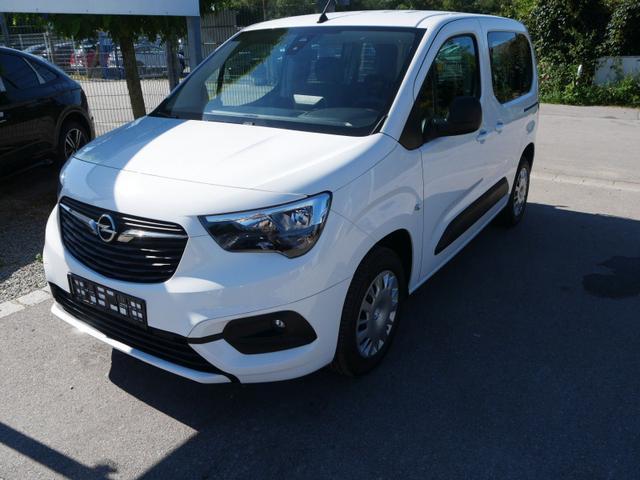Opel Combo - 1.5 D DPF LIFE EDITION * KR PARKTRONIC LENKRADHEIZUNG TEMPOMAT KLIMA