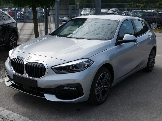 Gebrauchtfahrzeug BMW 1er - 118i STEPTRONIC SPORT LINE   LEDER DAKOTA NAVI LED PARKING ASSISTANT RÜCKFAHRKAMERA
