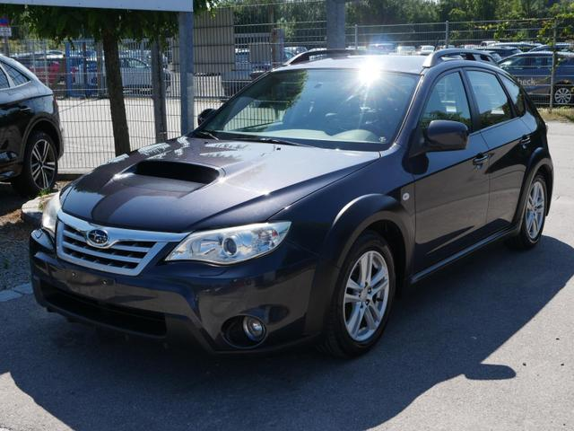 Gebrauchtfahrzeug Subaru Impreza - XV 2.0D DPF   SITZHEIZUNG KLIMAAUTOMATIK TEMPOMAT LM-FELGEN 16 ZOLL