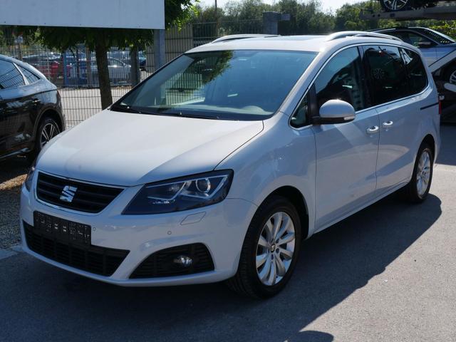 Gebrauchtfahrzeug Seat Alhambra - 1.4 TSI DSG STYLE   AHK WINTERPAKET NAVI XENON RÜCKFAHRKAMERA ESHD 7-SITZER