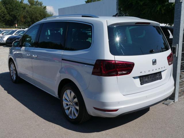 Seat Alhambra - 1.4 TSI DSG STYLE * AHK WINTERPAKET NAVI XENON RÜCKFAHRKAMERA ESHD 7-SITZER