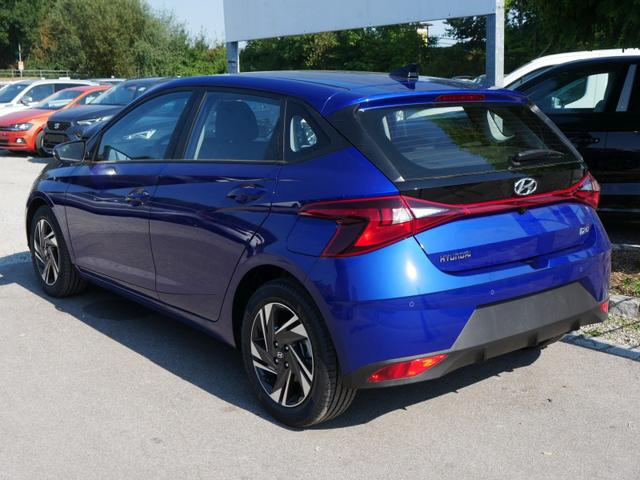 Hyundai i20 - 1.0 T-GDI DCT TREND * COMFORT WINTERPAKET KAMERA PDC SITZ-& LENKRADHEIZUNG