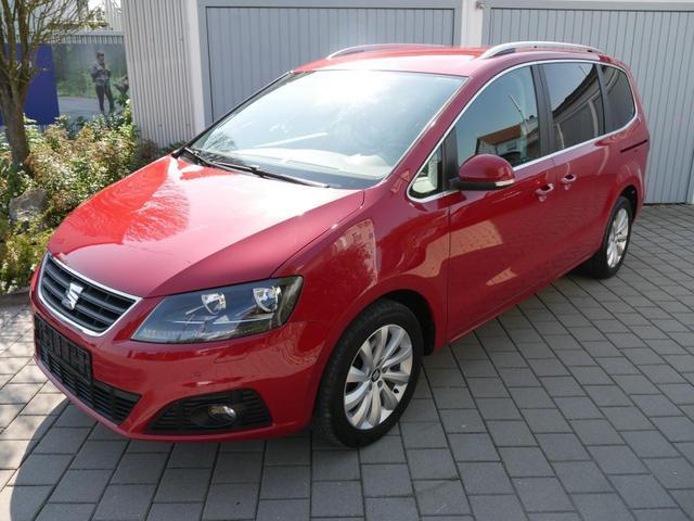 Gebrauchtfahrzeug Seat Alhambra - 1.4 TSI STYLE   AHK NAVI RÜCKFAHRKAMERA STANDHEIZUNG WINTERPAKET PDC