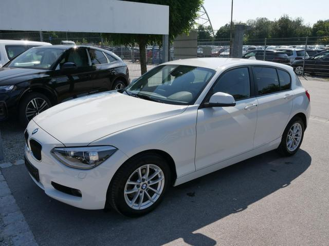 Gebrauchtfahrzeug BMW 1er - 116i   ADVANTAGE- & KOMFORT-PAKET NAVI XENON SITZHEIZUNG PARKTRONIC LM-FELGEN 16 ZOLL