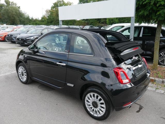 Fiat 500C - Cabrio 1.2 8V LOUNGE * UCONNECT LIVE & LINK-SYSTEM PDC TEMPOMAT START STOPP