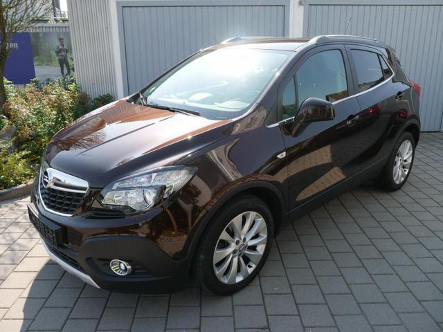 Gebrauchtfahrzeug Opel Mokka - 1.4 TURBO ecoFLEX 4x4 INNOVATION   PREMIUM- & WINTERPAKET AHK NAVI RÜCKFAHRKAMERA