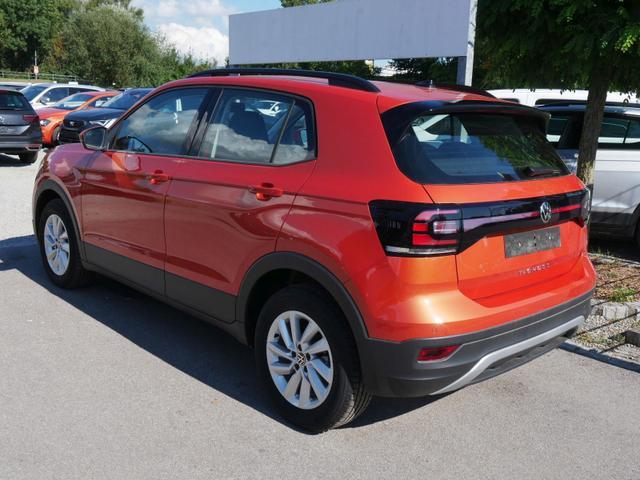 Volkswagen T-Cross - 1.5 TSI ACT DSG LIFE * WINTERPAKET PARKTRONIC SITZHEIZUNG KLIMAAUTOMATIK
