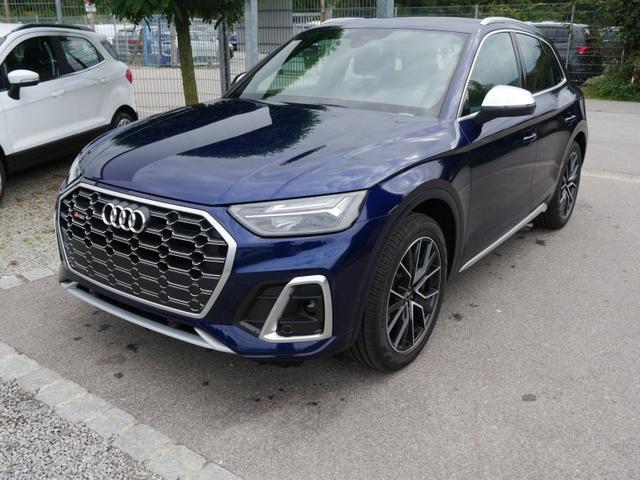 Audi SQ5 - TDI DPF TIPTRONIC QUATTRO   ASSISTENZPAKET TOUR LEDER 20 ZOLL STANDHEIZUNG Vorlauffahrzeug