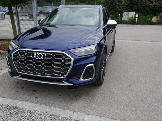 Audi SQ5 - TDI DPF TIPTRONIC QUATTRO * ASSISTENZPAKET TOUR LEDER 20 ZOLL STANDHEIZUNG