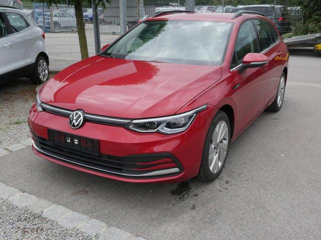 Volkswagen Golf Variant - VIII 1.5 eTSI ACT DSG STYLE * ACC WINTER-& FAHRASSISTENZPAKET LED NAVI