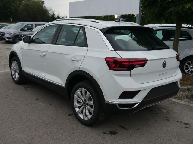 Volkswagen T-Roc - 1.5 TSI ACT DSG SPORT * ACC WINTER-& FAHRERASSISTENZPAKET LED NAVI ACTIVE INFO DISPLAY