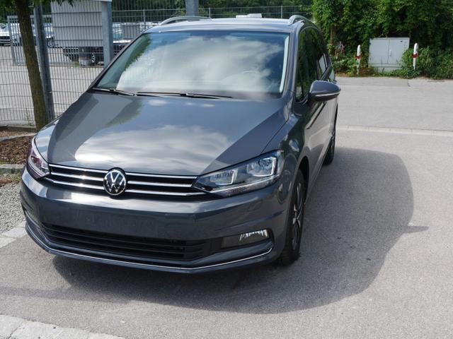Volkswagen Touran - 2.0 TDI DPF UNITED   ACC NAVI PARK ASSIST KAMERA SITZHEIZUNG 7-SITZER 16 ZOLL Gebrauchtfahrzeug