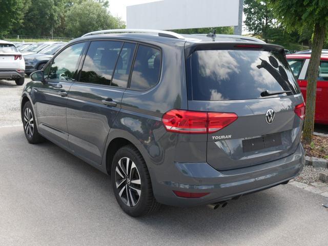 Volkswagen Touran - 2.0 TDI DPF UNITED * ACC NAVI PARK ASSIST KAMERA SITZHEIZUNG 7-SITZER 16 ZOLL