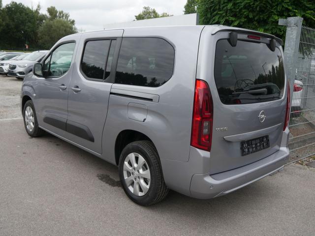 Opel Combo Life - 1.5 D DPF ELEGANCE XL * LR LED PARKTRONIC KAMERA LENKRADHEIZUNG KLIMAAUTOMATIK