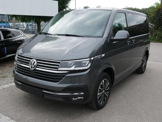 Volkswagen Multivan 6.1 - T6.1 Generation Six 2.0 TDI DPF DSG 4M KR * AHK ACC LED NAVI 7-SITZER FRONTSCHEIBENHEIZUNG