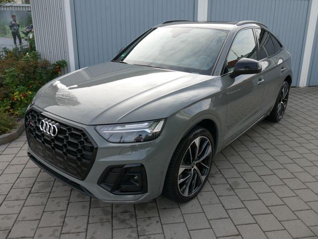 Audi SQ5 - Sportback TDI DPF TIPTRONIC QUATTRO * LUFTFEDERUNG AHK LEDER ASSISTENZPAKET STADT-& TOUR-& PARKEN HEAD-UP-DISPLAY STANDHEIZUNG