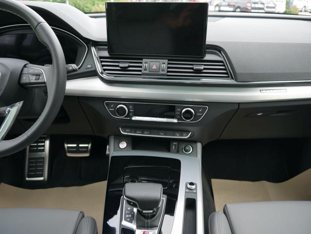 Audi SQ5 Sportback TDI DPF TIPTRONIC QUATTRO * LUFTFEDERUNG LEDER ASSISTENZPAKET STADT-& TOUR