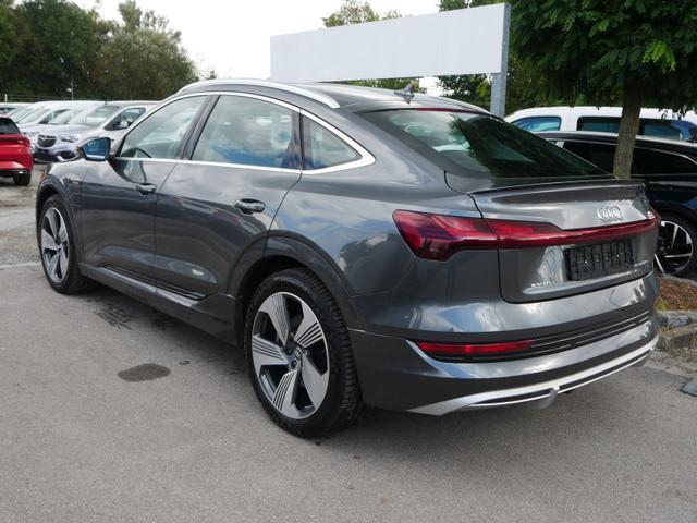 Audi e-tron Sportback - 50 QUATTRO S-LINE * ADVANCED & TECHNOLOGY SELECTION AHK HEAD-UP-DISPLAY MATRIX-LED PANORAMA
