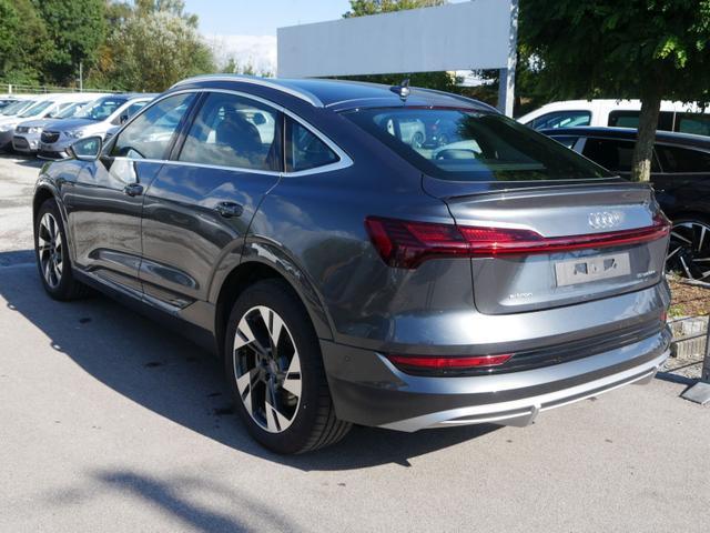 Audi e-tron Sportback - 50 QUATTRO S LINE * TECHNOLOGY SELECTION ASSISTENZPAKET TOUR NACHTSICHTASSISTENT HEAD-UP DISPLAY