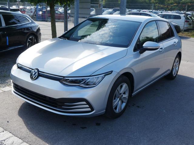 Volkswagen Golf - VIII 2.0 TDI DPF DSG LIFE * ACC WINTERPAKET LED NAVI PARKTRONIC LENKRADHEIZUNG