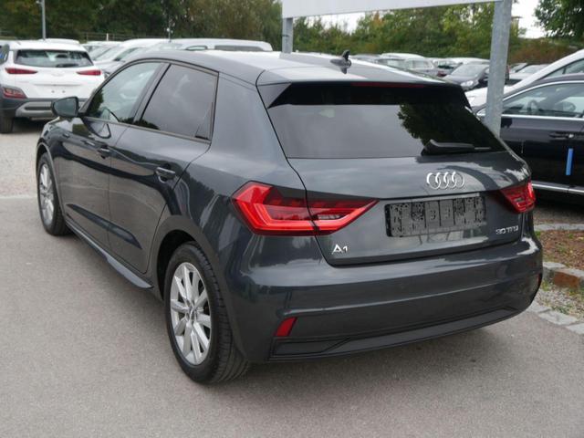 Audi A1 Sportback - 30 TFSI * LED PDC SITZHEIZUNG TEMPOMAT KLIMAAUTOMATIK 16 ZOLL