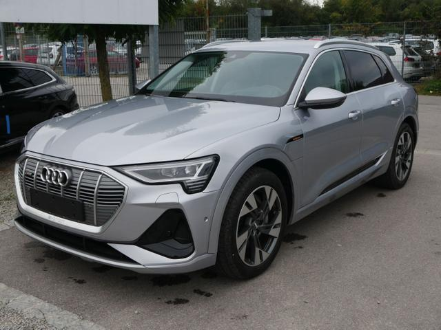Gebrauchtfahrzeug Audi e-tron Sportback - 50 QUATTRO S LINE   TECHNOLOGY SELECTION ASSISTENZPAKET TOUR NACHTSICHTASSISTENT HEAD-UP DISPLAY