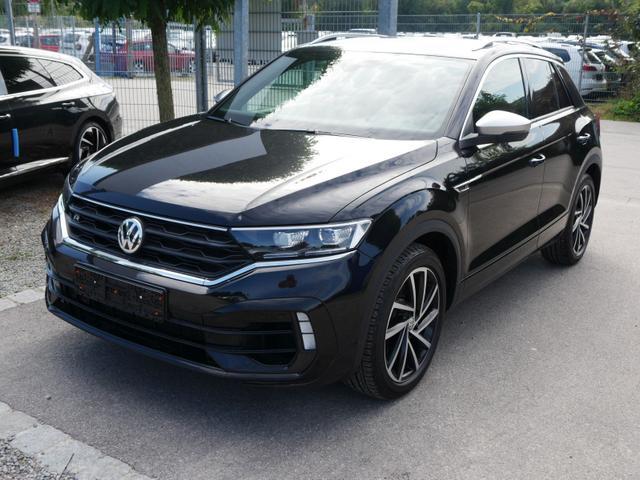 Volkswagen T-Roc - 2.0 TSI DSG 4MOTION R * ACC AHK FAHRERASSISTENZPAKET 18 ZOLL LED NAVI KAMERA