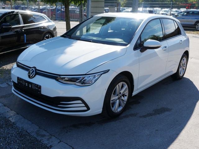 Volkswagen Golf - VIII 1.5 TSI ACT LIFE * ACC STANDHEIZUNG PARKLENKASSISTENT SITZHEIZUNG VORNE UND HINTEN