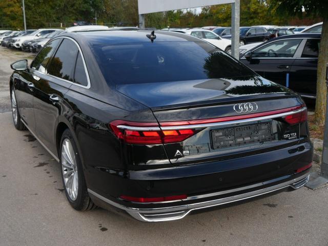 Audi A8 - 50 TDI DPF QUATTRO TIPTRONIC * HD MATRIX LED STANDHEIZUNG HEAD-UP-DISPLAY PANORAMA