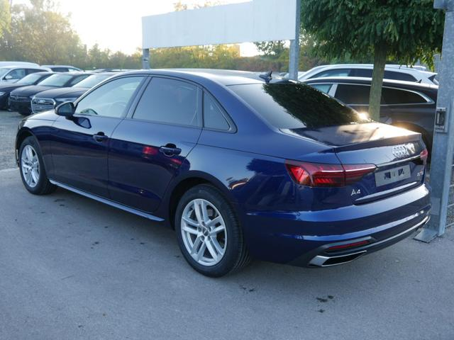Audi A4 Limousine - 40 TDI DPF S TRONIC ADVANCED * ASSISTENZPAKET TOUR BUSINESS-PAKET LED NAVI